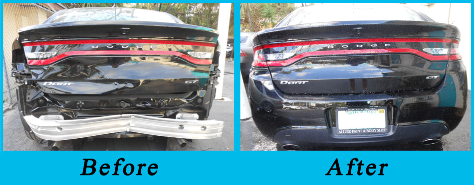 Paint And Body Shop >> Allied Paint And Body Shop